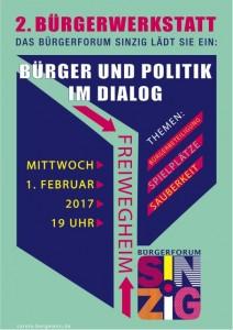 Bürgerwerkstatt 2017