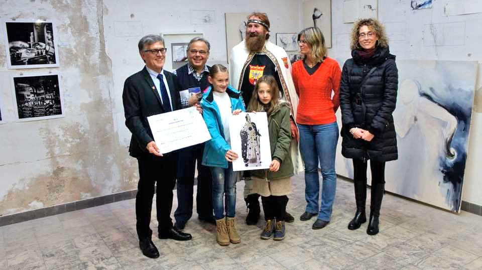 Dalmatiner-Barbarossa gewinnt den Publikumspreis